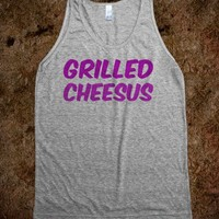 Grilled Cheesus - t-shirts/tanks and more
