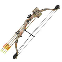 25 Pound Compound CAMO Training Bow