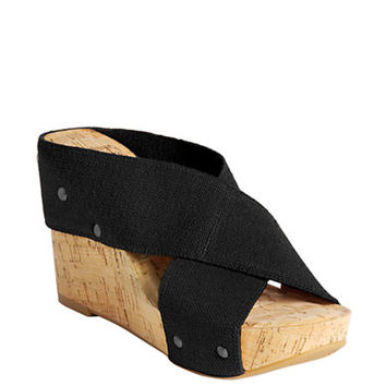 Lucky Brand Miller Wedge Sandals