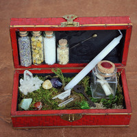 Enchanted Forest Box