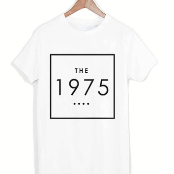 The 1975 tshirt for merry christmas and helloween