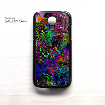 trippy alice in wonderland for Samsung Galaxy Mini S3/S4/S5 phonecases