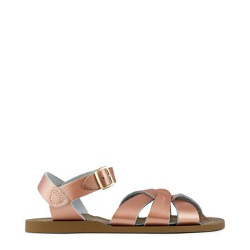 Salt Water Sandal Girls - Rose Gold