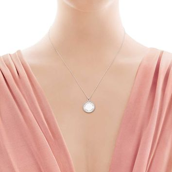 Tiffany & Co. - Tiffany Twist:Round Pendant