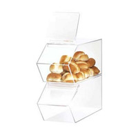 7.5W x 19.5D x 8H Classic Stackable Food Bin