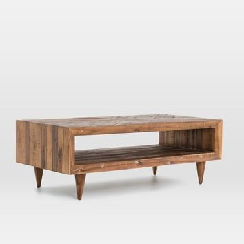 Alexa Reclaimed Wood Coffee Table