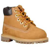 "Timberland 6"" Premium Waterproof Boot - Boys' Toddler at Kids Foot Locker"
