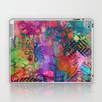 A Delicate Mess Laptop & iPad Skin by Kirsten Star