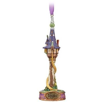 Disney Rapunzel Tower 'Terrific Tangled Tower' Sketchbook Ornament