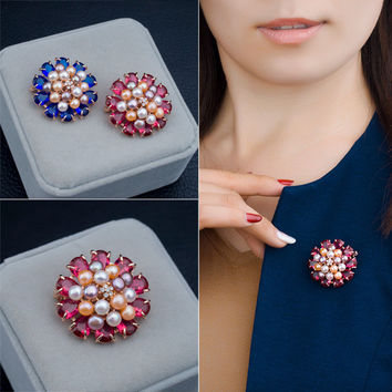 Pearls Glass Crystal Accessory [4914831812]