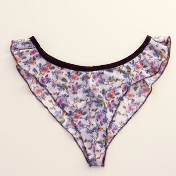 Flutter Undie in Wallflower