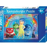 Disney Inside Out - Mixed Emotions - 100 XXL Piece Jigsaw Puzzle