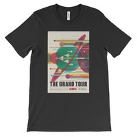 Grand Tour Poster Print T-Shirt from NASA