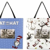 Dr. Seuss Cat in the Hat 2pc Frame Set - Picture Frames