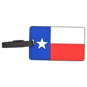 Academy - Magellan Outdoors™ Texas Flag Luggage Tag