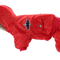 Pet Dog Winter Padded Clothes Warm Coat (Size M)