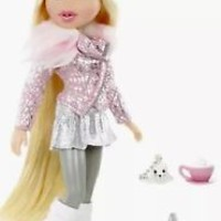 Bratz Cloe Pink Winter Dream Rare Hard To Find NEW Doll