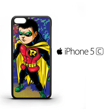 Vintage Robin Superhero Z0731 iPhone 5C Case