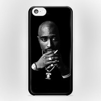 2Pac Tupac Amaru Shakur for iPhone Case (iPhone 4/4s Black case)