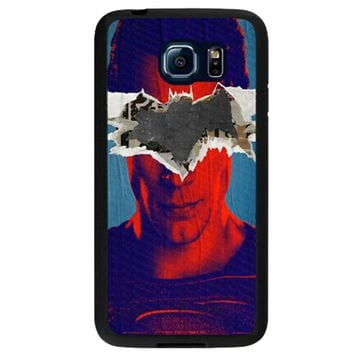 Batman v Superman: Dawn of Justice -The Man of Steel for Samsung Galaxy S6