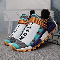 Boy & Men Adidas Human Race NMD Woman Men Fashion Sneakers Sport Shoes