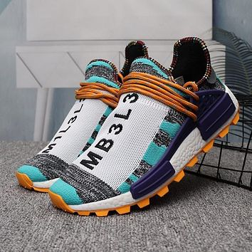 competitive price 5cca5 939d0 Adidas Human Race NMD Woman Men Fashion Sneakers Sport Shoes