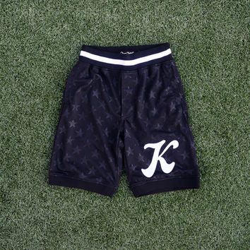 Play Cloths Kingpin All Star Shorts - Black