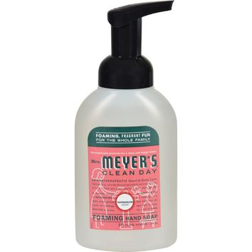 Mrs. Meyer's Foaming Hand Soap - Watermelon - Case Of 6 - 10 Fl Oz