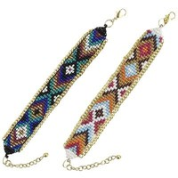 Beaded Tribal Bracelets