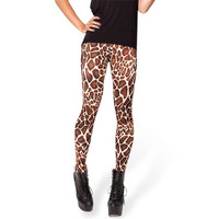 Baby Giraffe High Waisted Leggings