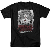 Black Veil Brides Coffin Queen T-Shirt