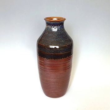 Extra large vase, tall vase, ceramic vase, large vase, handmade, high fired