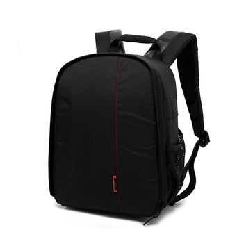 Digital DSLR Camera Bag Waterproof Photo backpack  Photography Camera Video Bag Small Travel Camera Backpack D01