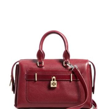 Tory Burch Bloomingdale's Exclusive Padlock Small Satchel | Bloomingdales's