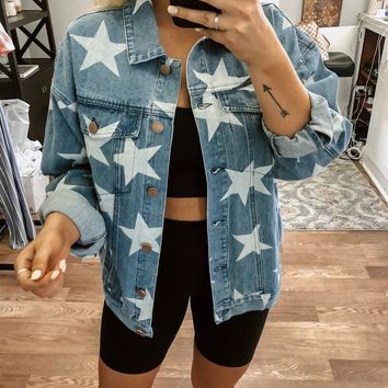 Star Spangled Jacket