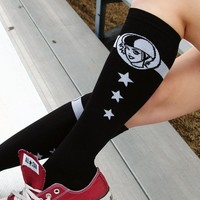 Derby Knee High Socks