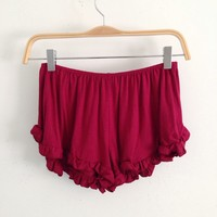 Summer Love Ruffle Shorts