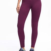 Go-Dry Mid-Rise Compression Legging for Women | Old Navy