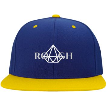 Diamond in the Rough High-Profile Snapback Hat
