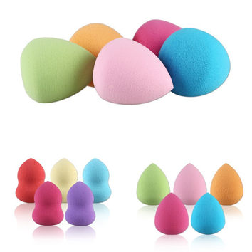 Makeup Sponge Foundation Sponge Blending Beauty Cosmetic Puff Powder Smooth Make Up Sponge Tool