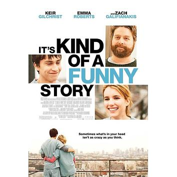 It's Kind of a Funny Story 27x40 Movie Poster (2010)