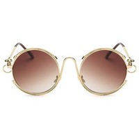 Moss Sunglasses - Brown