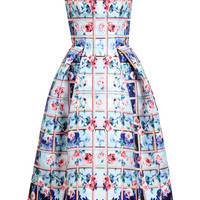 MARY KATRANTZOU | Nevis Rose Printed Bustier Dress | Browns fashion & designer clothes & clothing