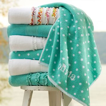 Dottie Bath Towels