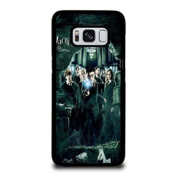HARRY POTTER ALL FRIENDS Samsung Galaxy S3 S4 S5 S6 S7 Edge S8 Plus, Note 3 4 5 8 Case Cover