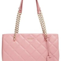 kate spade new york 'emerson place - small phoebe' quilted leather shoulder bag | Nordstrom