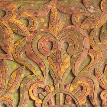 Wood carving -home decor-wall art-sculpture