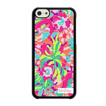 LILLY PULITZER SUMMER iPhone 5C Case Cover