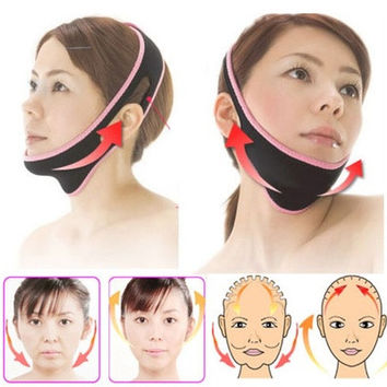 Face Lift Up Belt Sleeping Face-Lift Mask Massage Slimming Face Shaper Relaxation,Facial Slimming Mask Face-Lift Bandage Q6945 [9305877895]