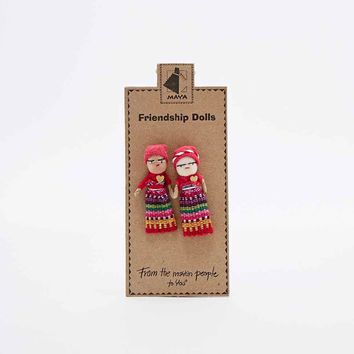 Guatemalan Friendship Dolls - Urban Outfitters